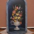 ホワイトマーブルの花瓶